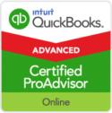 QuickBooks Advanced ProAdvisor Logo